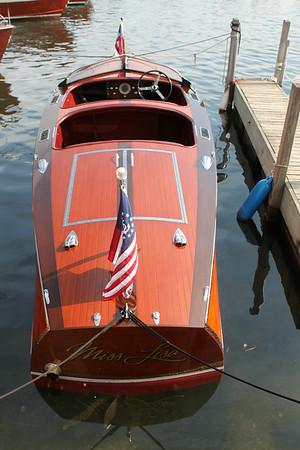 International Antique & Classic Boat Show 2013