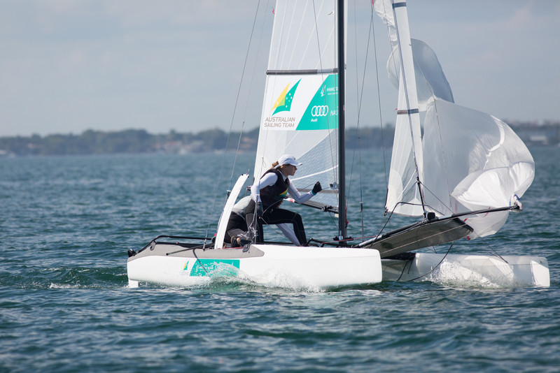 2014 NACRA17 Sailing WC Miami