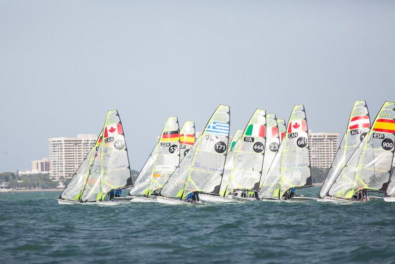 2015 49er Sailing World Cup Miami
