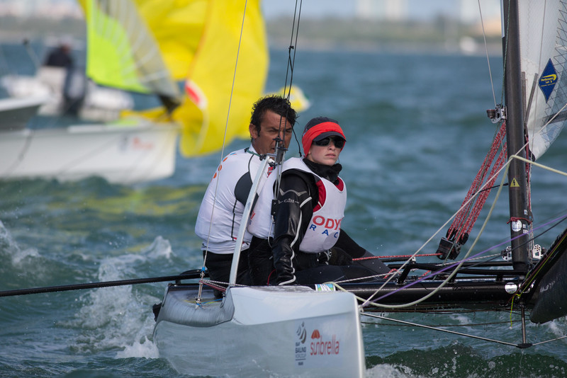 2015 NACRA17 Sailing World Cup Miami