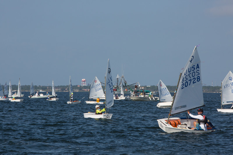 2015 US Opti Fleet Nationals Day 4