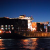 Largest Container Ship Ever in Boston Harbor