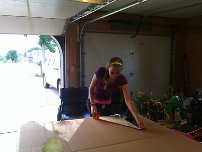 3 Rd Annual Simmons Cardboard Boat Regatta