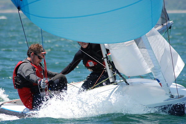 2007 5o5 racing, Falmouth MA Jun