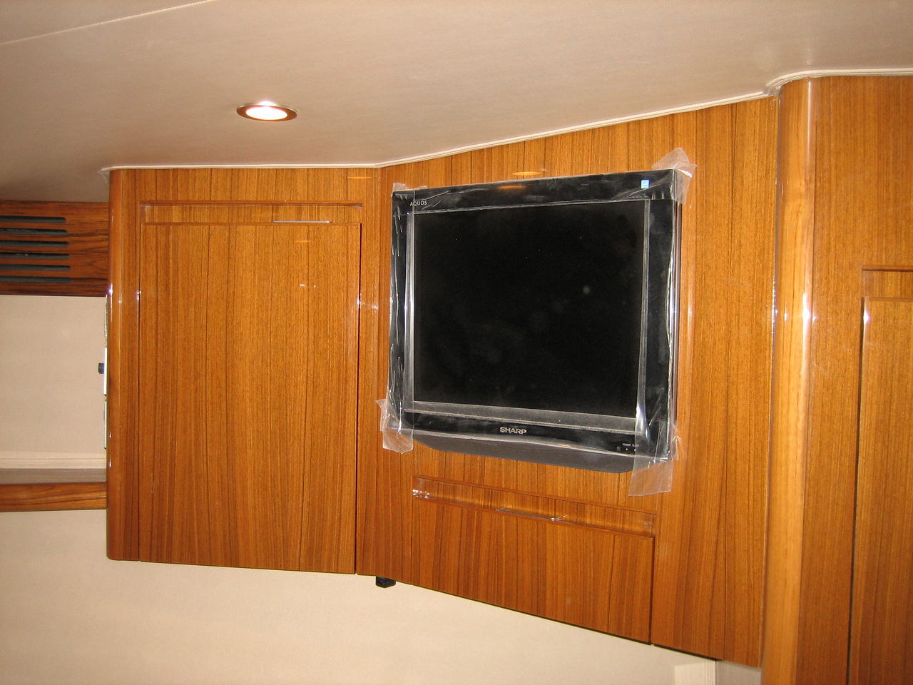 Existing FWD S/R TV