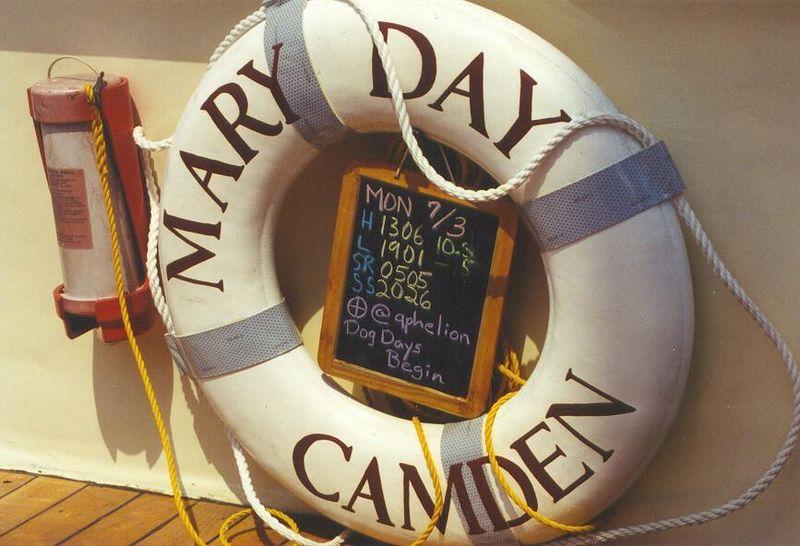 Mary Day Schooner