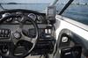 Fishfinder. Audio equalizer and subwoofer controls.