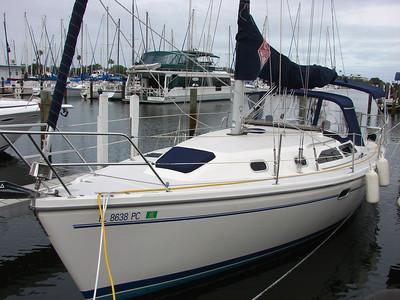 Catalina 310 2002 BAREFOOT