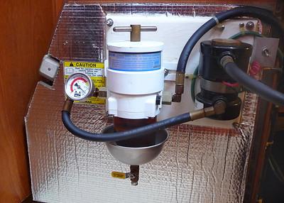 Racor - Fuel Primer Pump