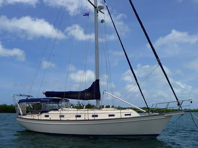 Bonanza at Anchor