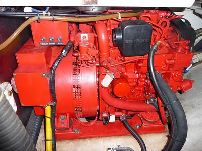 Westerbeke 7.6kw Generator