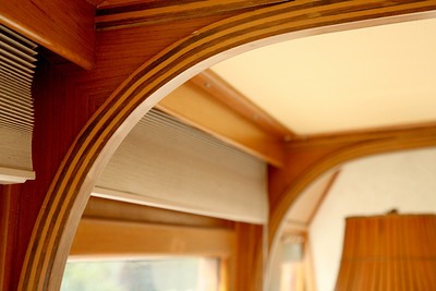 Quality laminated joinery work