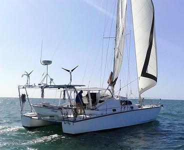 Apache 44 Catamaran