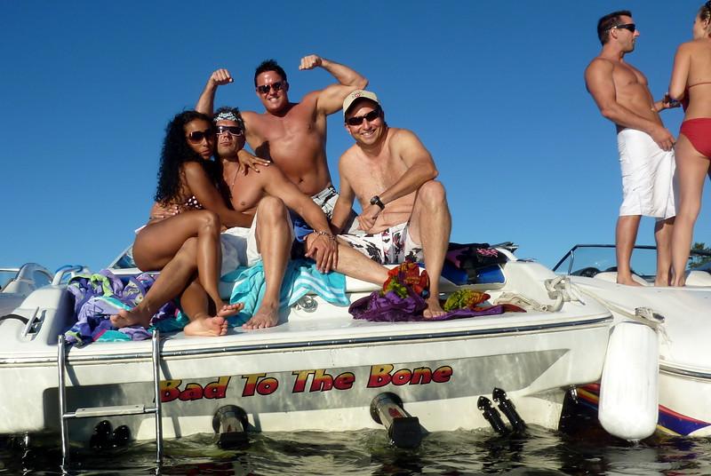 White Party Woodinville Boating Mike Lisa Joe Mark 104