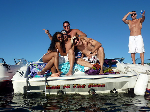 White Party Woodinville Boating Mike Lisa Joe Mark 105