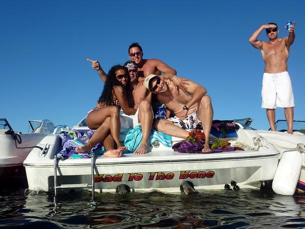 White Party Woodinville Boating Mike Lisa Joe Mark 105
