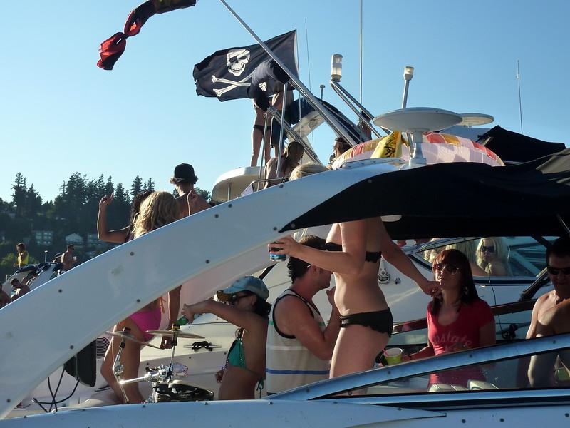 White Party Woodinville Boating Mike Lisa Joe Mark 112