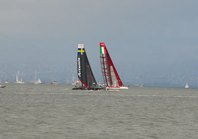 Americas Cup 8-23-2012
