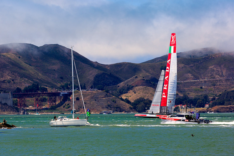 America's Cup by Shalimar