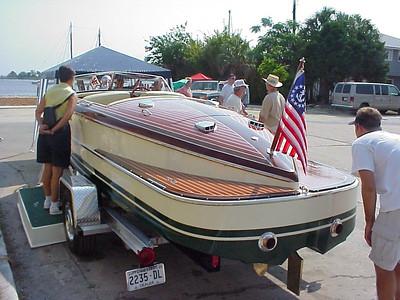 Apalachicola Antique Boat Show 2002