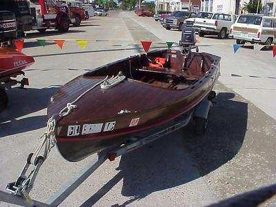 Apalachicola Antique Boat Show 2000