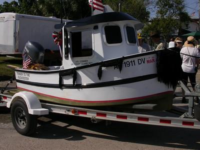 Apalachicola Antique Boat Show 2003