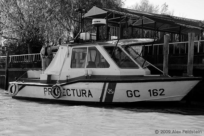 Riverine Patrol Boat<br /> Tigre, Argentina