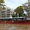 Bus boat, Tigre, Argentina