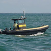 Tow boat at Haulover cut