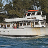 Fishing tour boat out of Haulover Cut, Miami-Dade County, Florida