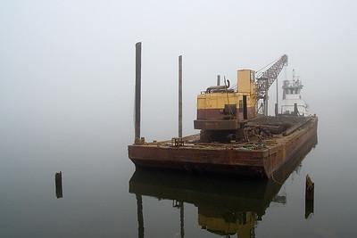 Log Salvage Barge (108550143)