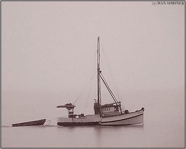 """""""F/V FRAN"""", Wrangell, Alaska, USA."""