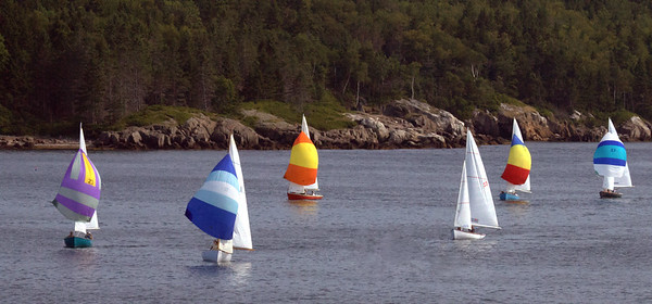 For more Small Point One Design boats and races, visit the Boats - Small Point One Design gallery at http://www.robinrobinsonmaine.com/Boats/SMALL-POINT-ONE-DESIGN/14015115_MsX7vn