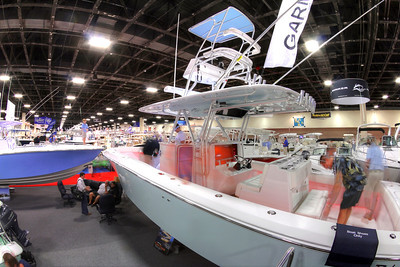 Bahama Boat Works at Ft Laud Boat Show 2011