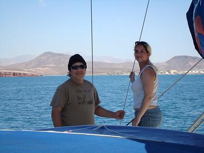 Baja 2007 - Sailing Charter