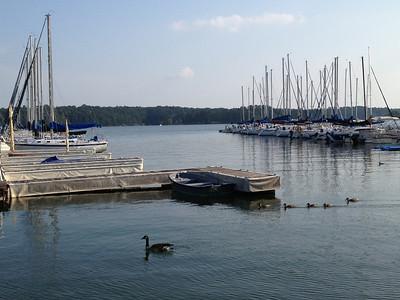 August 2013 Evening Sail - Barefoot Sailing Club