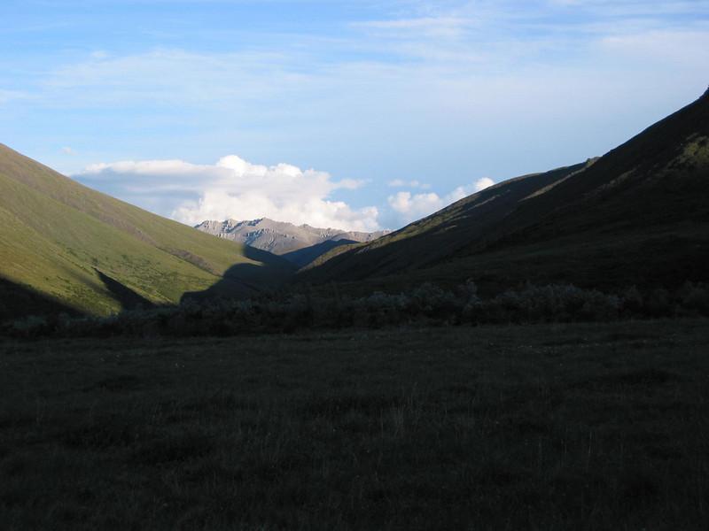 The views around camp 3.