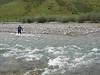 David fishing