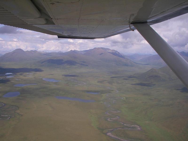 Brooks range foothills