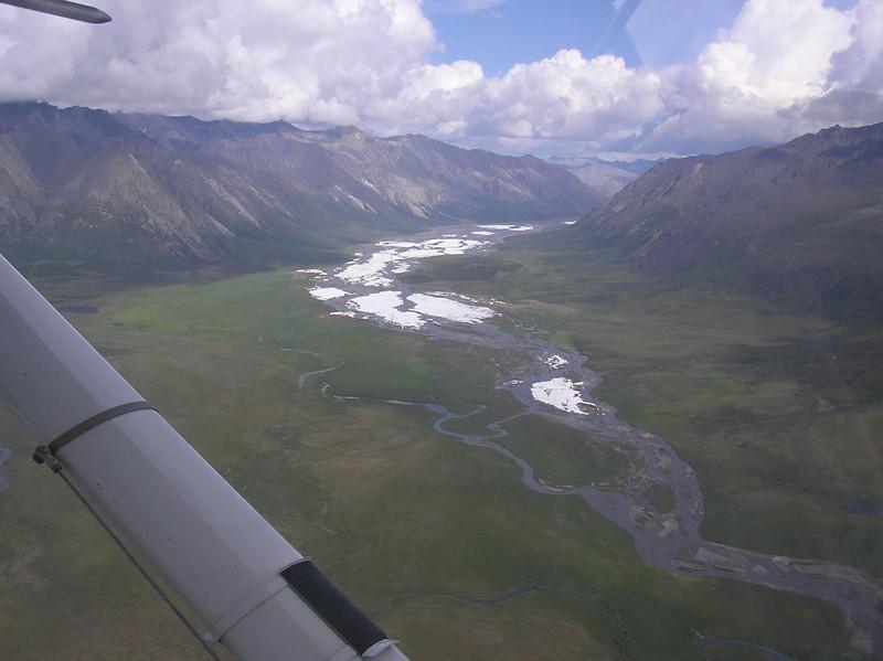 Sheenjek river.