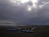 BC08_08_076_PHm - boats under darkening skies