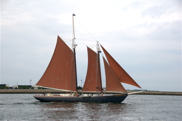Roseway, Boston Harbor