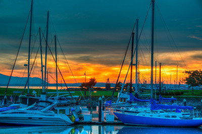boat-harbor-sunset-3