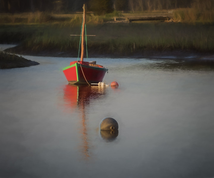 Red Boat #4 - Harwich