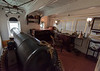 Cabin located on the gun deck of HMS Warrior