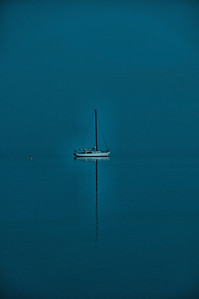 lonely-sail-boat