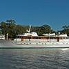 Broward Yacht Jonathon III at Jekyll Harbor Marina 02-22-20