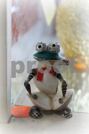 Little Frog  copyrt 2014 m burgess