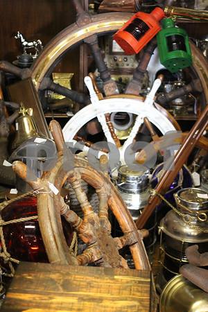 Sailing memorabilia  copyrt 2014 m burgess