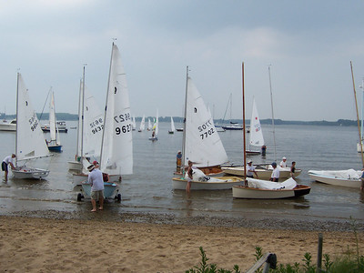 2006 Annual Regatta at Conquest Beach.
